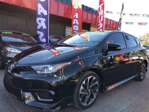 2017 Toyota Corolla iM for sale at Duke City Auto LLC in Gallup NM