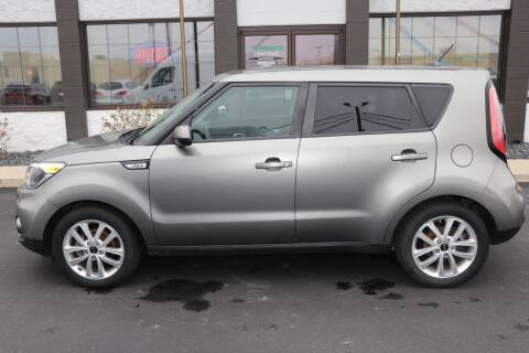 2018 Kia Soul for sale at Ultimate Auto Deals DBA Hernandez Auto Connection in Fort Wayne IN