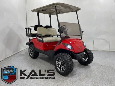 2016 Yamaha Electric AC DELUXE Street Lega for sale at Kal's Motorsports - Golf Carts in Wadena MN