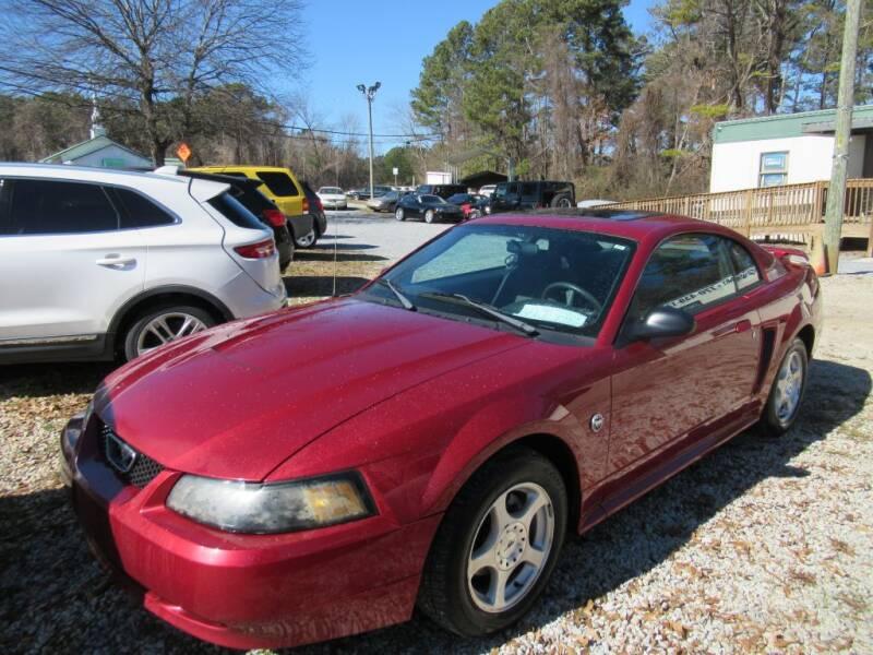 2004 Ford Mustang for sale at Dallas Auto Mart in Dallas GA