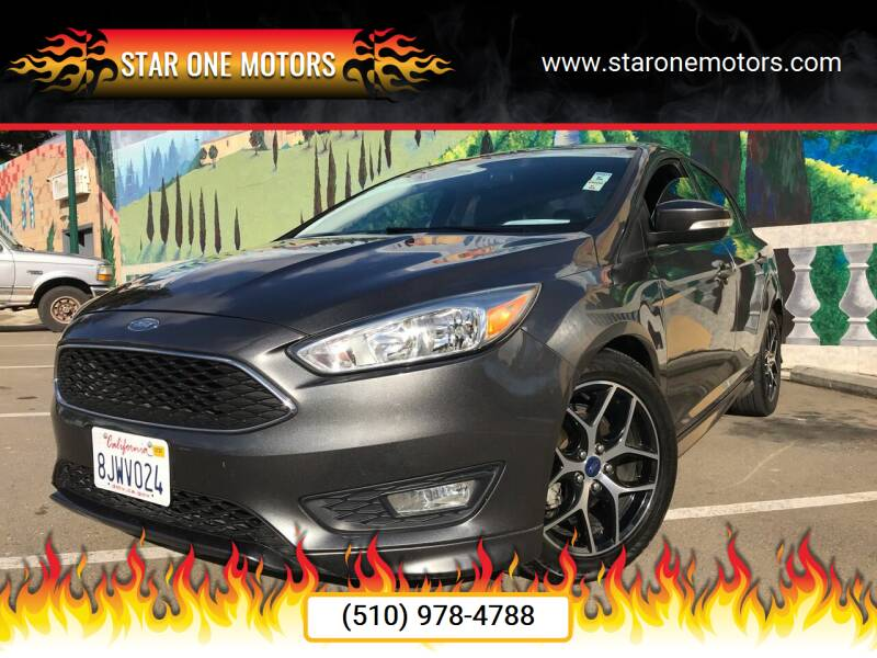 2015 Ford Focus for sale at Star One Motors in Hayward CA