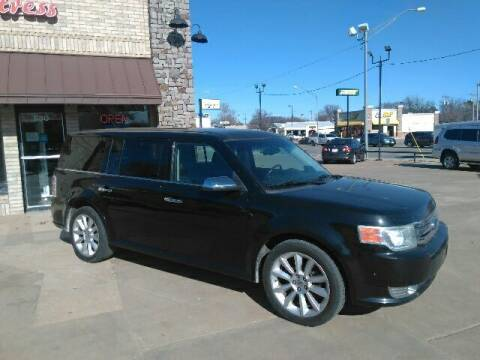 2011 Ford Flex for sale at NORTHWEST MOTORS in Enid OK