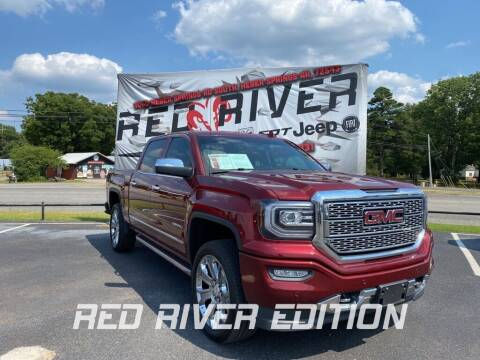 2017 GMC Sierra 1500 for sale at RED RIVER DODGE - Red River of Malvern in Malvern AR