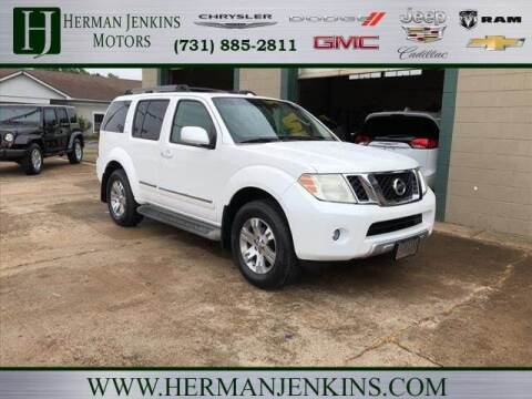 2008 Nissan Pathfinder for sale at Herman Jenkins Used Cars in Union City TN
