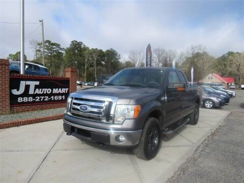 2010 Ford F-150 for sale at J T Auto Group in Sanford NC