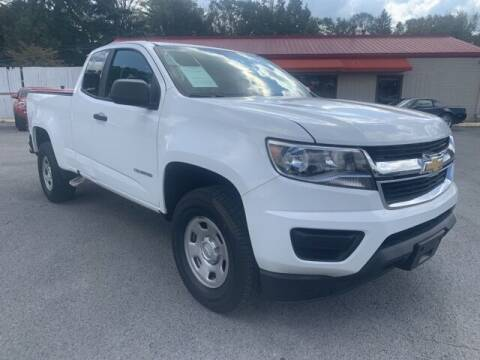 2018 Chevrolet Colorado for sale at Parks Motor Sales in Columbia TN