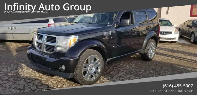 2008 Dodge Nitro for sale at Infinity Auto Group in Grand Rapids MI