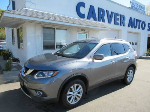 2016 Nissan Rogue for sale at Carver Auto Sales in Saint Paul MN