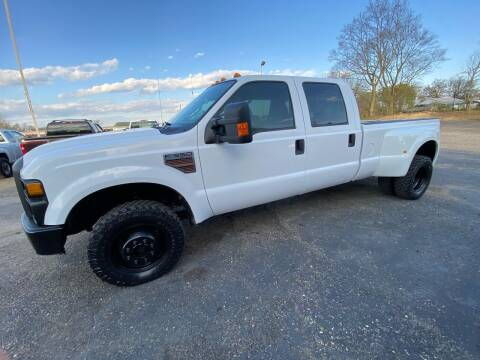 2010 Ford F-350 Super Duty for sale at Rick's R & R Wholesale, LLC in Lancaster OH