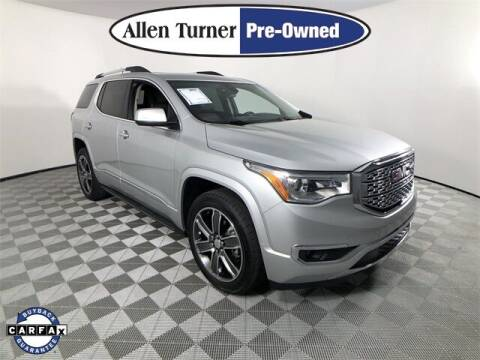 2017 GMC Acadia for sale at Allen Turner Hyundai in Pensacola FL