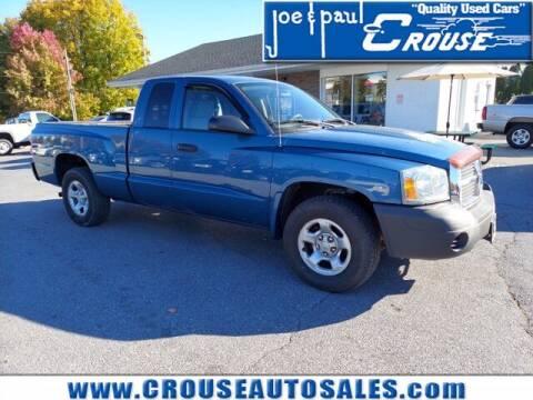 2005 Dodge Dakota for sale at Joe and Paul Crouse Inc. in Columbia PA
