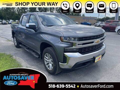2021 Chevrolet Silverado 1500 for sale at Autosaver Ford in Comstock NY