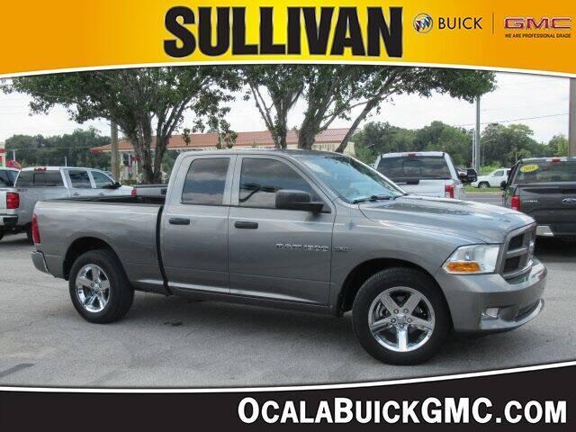 2012 RAM Ram Pickup 1500 for sale in Ocala, FL