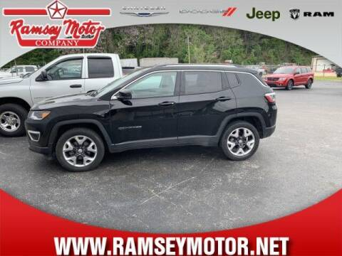 2018 Jeep Compass for sale at RAMSEY MOTOR CO in Harrison AR