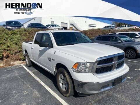 2019 RAM Ram Pickup 1500 Classic for sale at Herndon Chevrolet in Lexington SC
