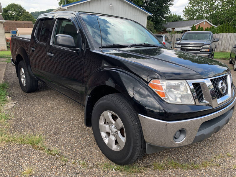 2011 Nissan Frontier for sale at MYERS PRE OWNED AUTOS & POWERSPORTS in Paden City WV