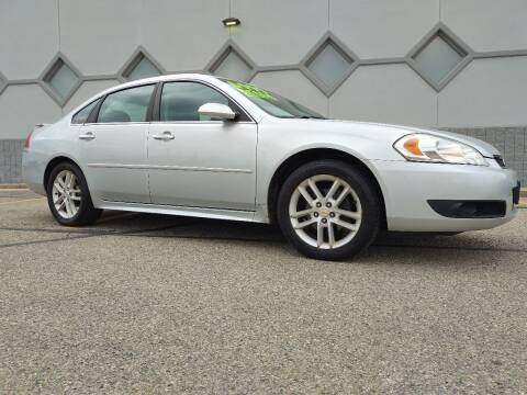 2012 Chevrolet Impala for sale at Double Take Auto Sales LLC in Dayton OH