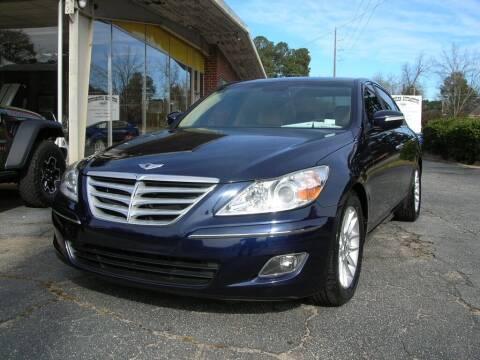 2011 Hyundai Genesis for sale at South Atlanta Motorsports in Mcdonough GA