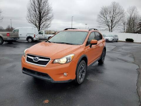 2013 Subaru XV Crosstrek for sale at Boardman Auto Exchange in Youngstown OH