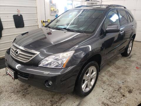 2008 Lexus RX 400h for sale at Jem Auto Sales in Anoka MN