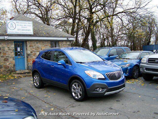 2016 Buick Encore AWD Leather 4dr Crossover - Leesburg VA