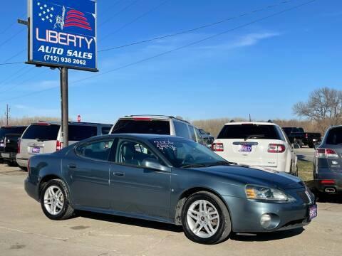 2006 Pontiac Grand Prix for sale at Liberty Auto Sales in Merrill IA