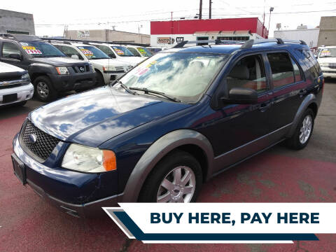 2006 Ford Freestyle for sale at Speedway Auto Sales in Yakima WA