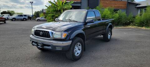2003 Toyota Tacoma for sale at Persian Motors in Cornelius OR