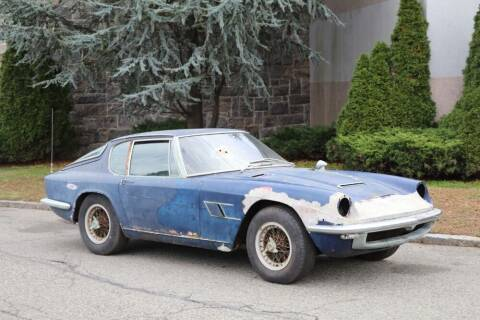 1967 Maserati Mistral for sale at Gullwing Motor Cars Inc in Astoria NY