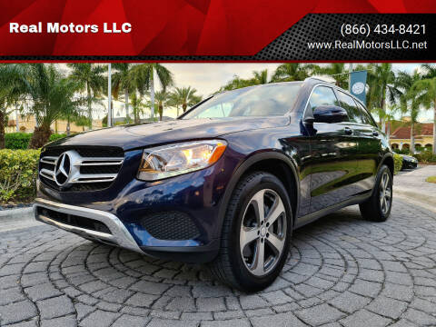 2016 Mercedes-Benz GLC for sale at Real Motors LLC in Clearwater FL