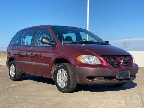 2003 Dodge Caravan for sale at Rave Auto Sales in Corvallis OR