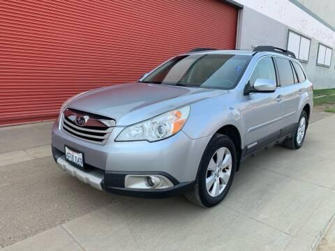 2012 Subaru Outback for sale at Eco Auto Deals in Sacramento CA