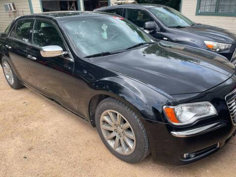 2012 Chrysler 300 for sale at S & J Auto Group in San Antonio TX