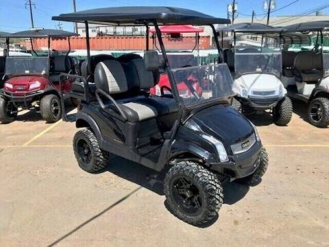 2016 Club Car 4 Passenger EFI Gas Lift for sale at METRO GOLF CARS INC in Fort Worth TX