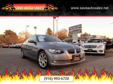 2009 BMW 3 Series for sale at Save Auto Sales in Sacramento CA