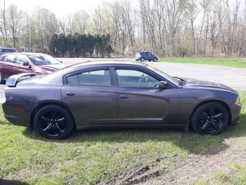 2013 Dodge Charger for sale at Feduke Auto Outlet in Vestal NY