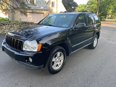 2007 Jeep Grand Cherokee for sale at Via Roma Auto Sales in Columbus OH