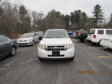 2008 Ford Escape for sale at Heritage Truck and Auto Inc. in Londonderry NH