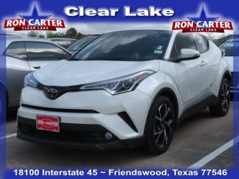 2018 Toyota C-HR for sale at Ron Carter  Clear Lake Used Cars in Houston TX