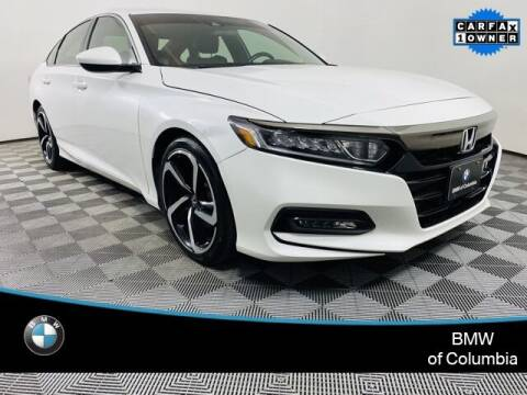 2019 Honda Accord for sale at Preowned of Columbia in Columbia MO