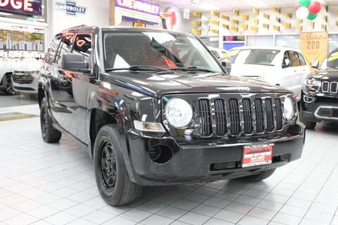 2009 Jeep Patriot for sale at Windy City Motors in Chicago IL