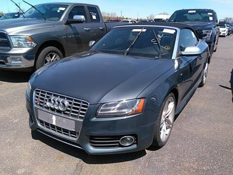 2010 Audi S5 for sale at Cj king of car loans/JJ's Best Auto Sales in Troy MI