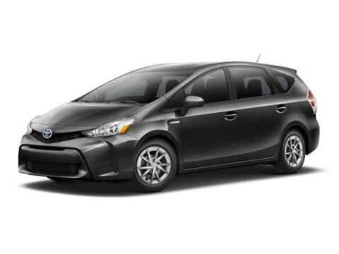 2017 Toyota Prius v for sale at SULLIVAN MOTOR COMPANY INC. in Mesa AZ