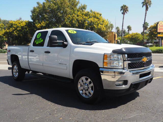 2013 Chevrolet Silverado 2500HD for sale at Corona Auto Wholesale in Corona CA