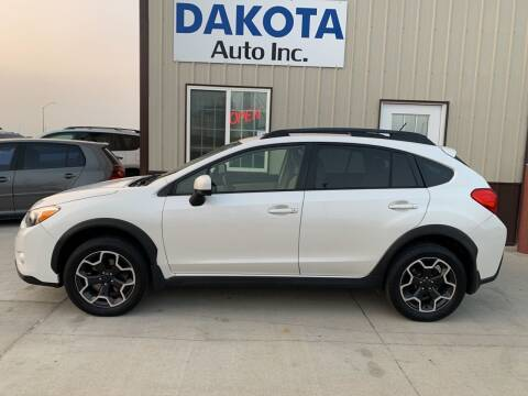 2014 Subaru XV Crosstrek for sale at Dakota Auto Inc. in Dakota City NE