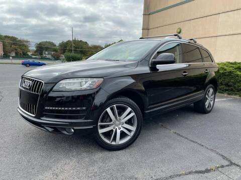 2014 Audi Q7 for sale at Ultimate Motors in Port Monmouth NJ