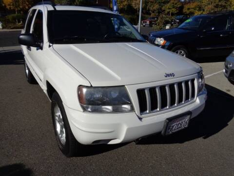 2004 Jeep Grand Cherokee for sale at NorCal Auto Mart in Vacaville CA