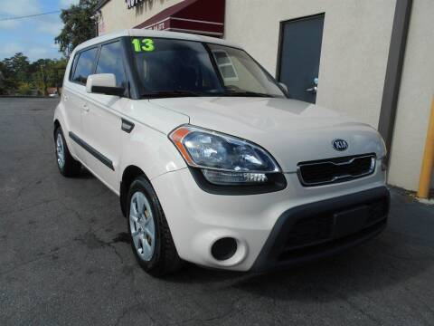 2013 Kia Soul for sale at AutoStar Norcross in Norcross GA