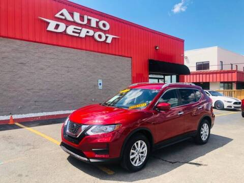 2018 Nissan Rogue for sale at Auto Depot - Nashville in Nashville TN