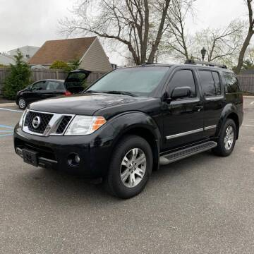 2012 Nissan Pathfinder for sale at MBM Auto Sales and Service - MBM Auto Sales/Lot B in Hyannis MA